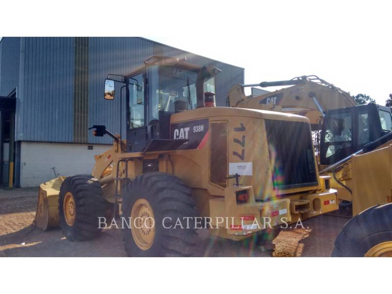 CATERPILLAR RADLADER/INDUSTRIE-RADLADER 938H equipment  photo 3