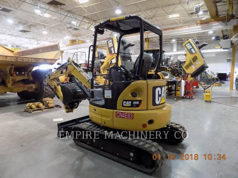 CATERPILLAR TRACK EXCAVATORS 303E OR equipment  photo 3