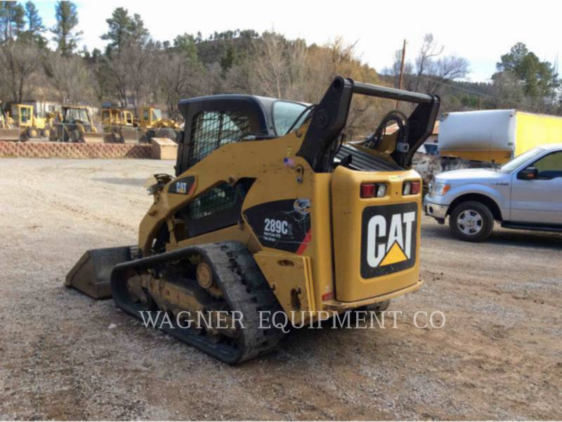 CATERPILLAR CARREGADEIRAS TODO TERRENO 289C2 equipment  photo 2