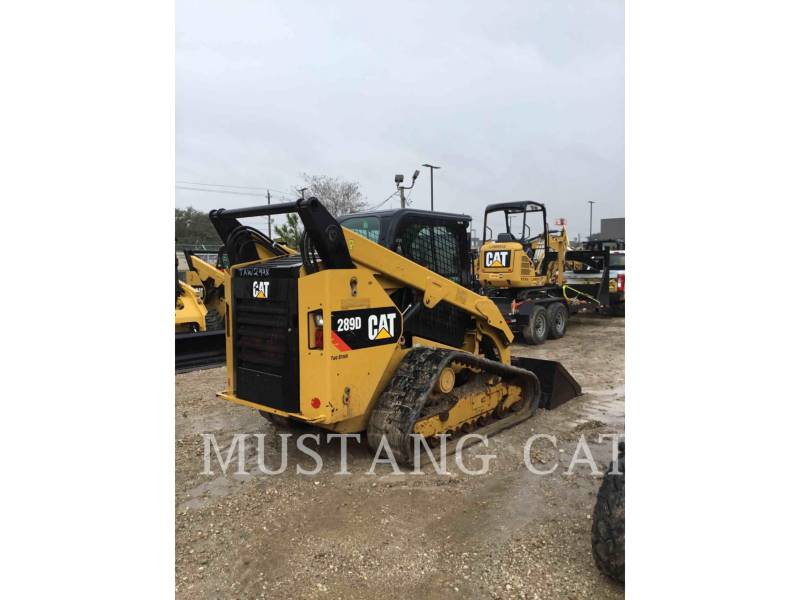 CATERPILLAR CHARGEURS COMPACTS RIGIDES 289D CA equipment  photo 4
