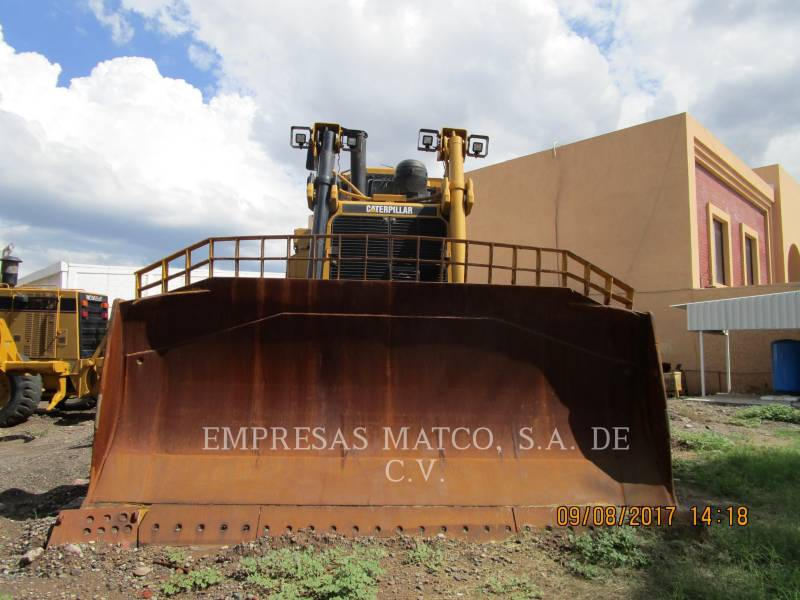 CATERPILLAR TRATORES DE ESTEIRAS D9T equipment  photo 7