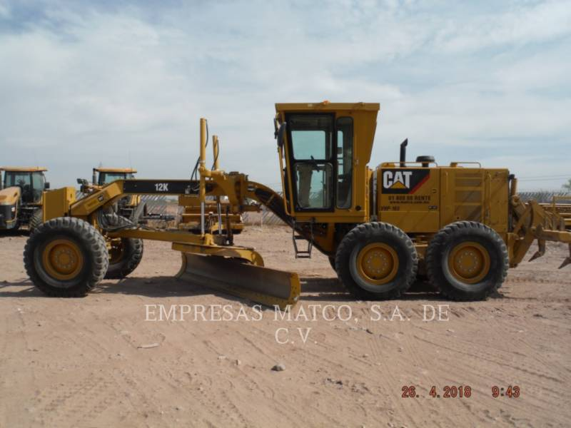 CATERPILLAR MOTOR GRADERS 12K equipment  photo 2