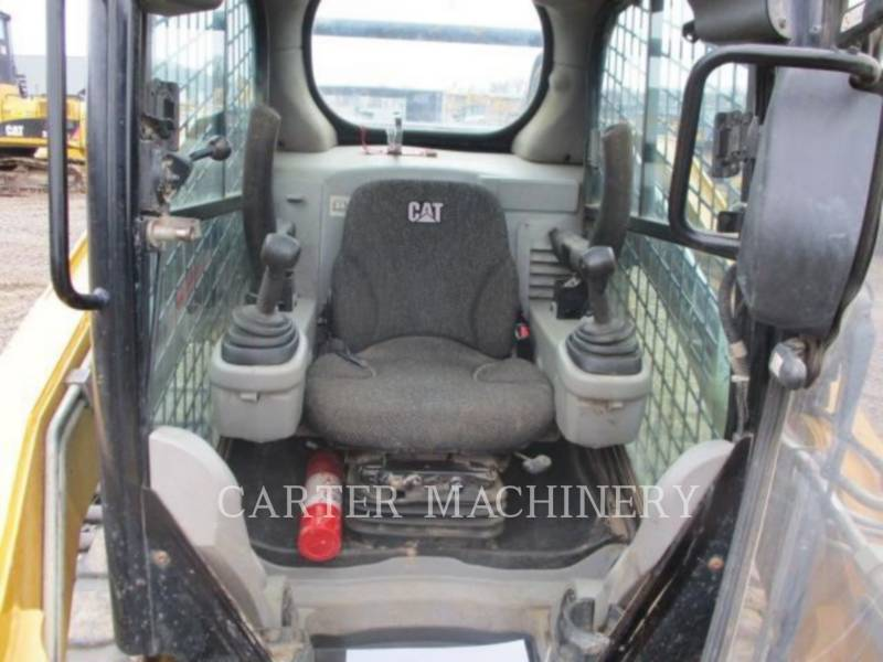 CATERPILLAR SKID STEER LOADERS 299C ACHF equipment  photo 7