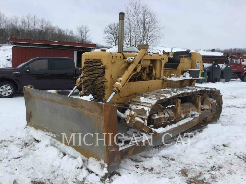 CATERPILLAR KETTENDOZER D6C equipment  photo 2