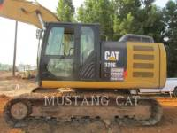 CATERPILLAR KOPARKI GĄSIENICOWE 320EL equipment  photo 2
