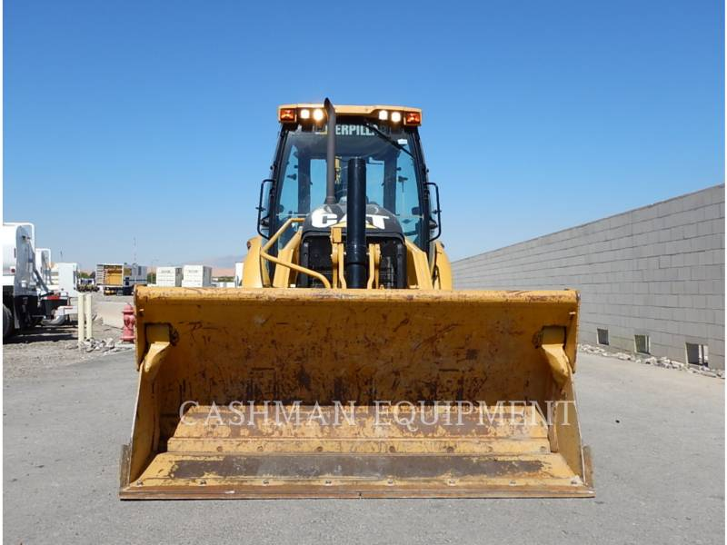 CATERPILLAR BACKHOE LOADERS 420EST equipment  photo 5