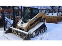 Equipment photo CATERPILLAR 287C 2 MULTI TERRAIN LOADERS 1