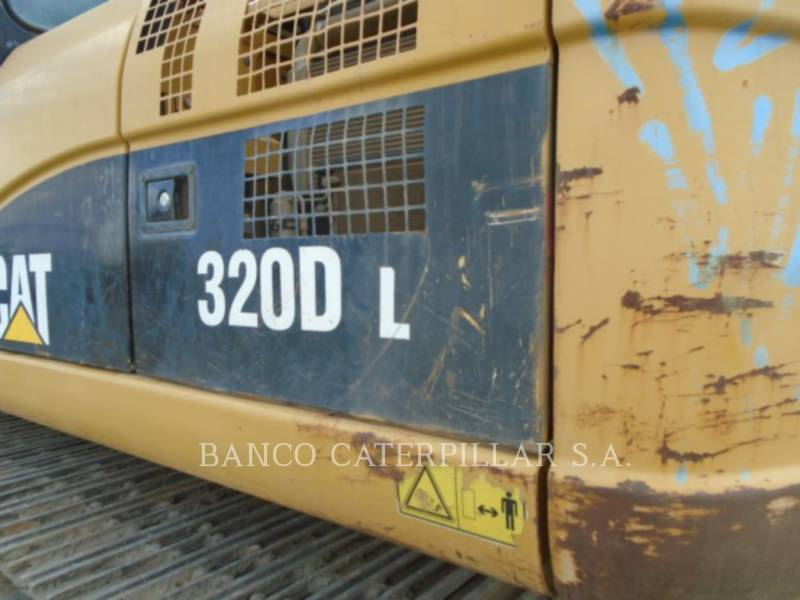 CATERPILLAR TRACK EXCAVATORS 320DL equipment  photo 18