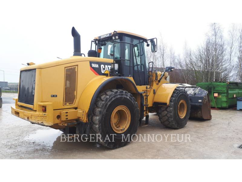 CATERPILLAR CARGADORES DE RUEDAS 966H equipment  photo 4