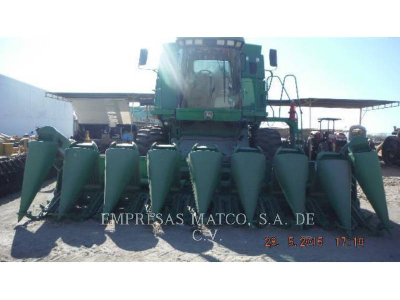 JOHN DEERE KOMBAJNY 9660 STS equipment  photo 3
