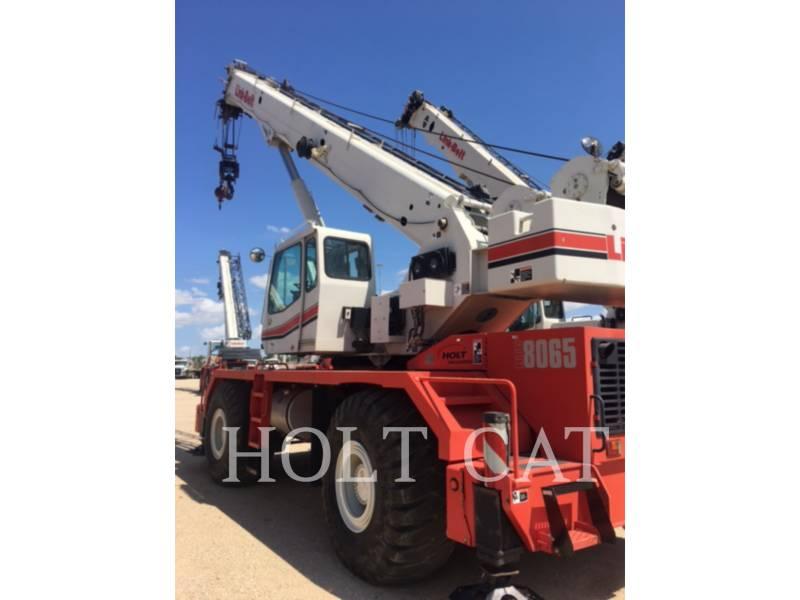 LINK-BELT CONST. GRÚAS RTC8065 II equipment  photo 3