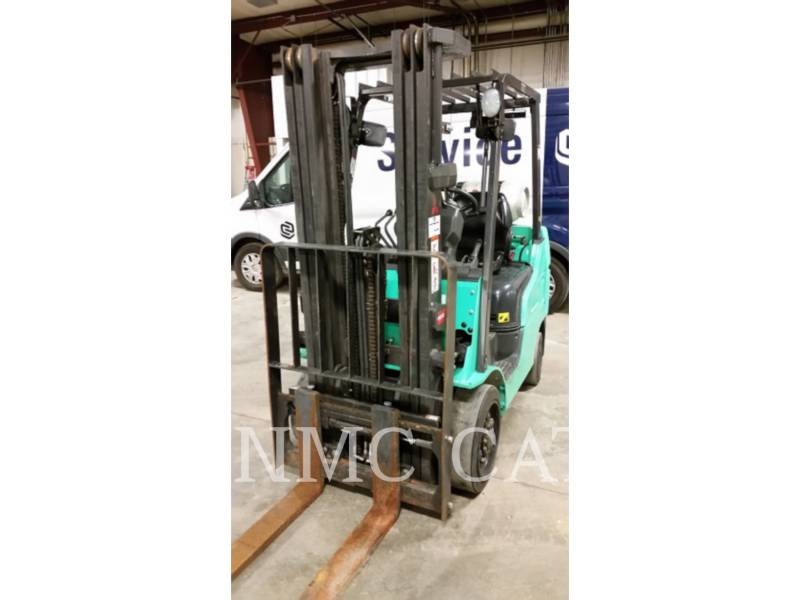 MITSUBISHI FORKLIFTS MONTACARGAS FGC25N_MT equipment  photo 3