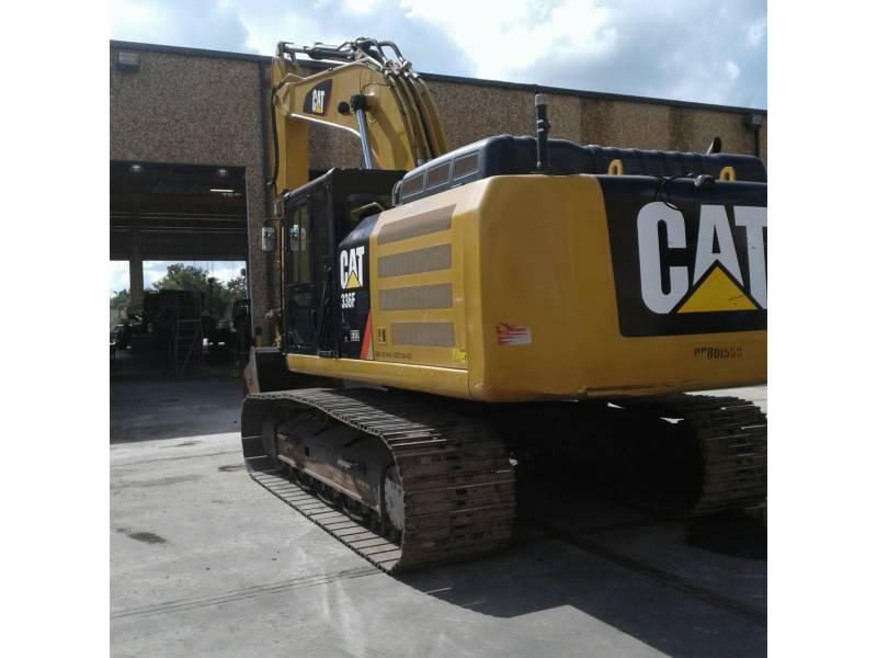CATERPILLAR TRACK EXCAVATORS 336 F L equipment  photo 4