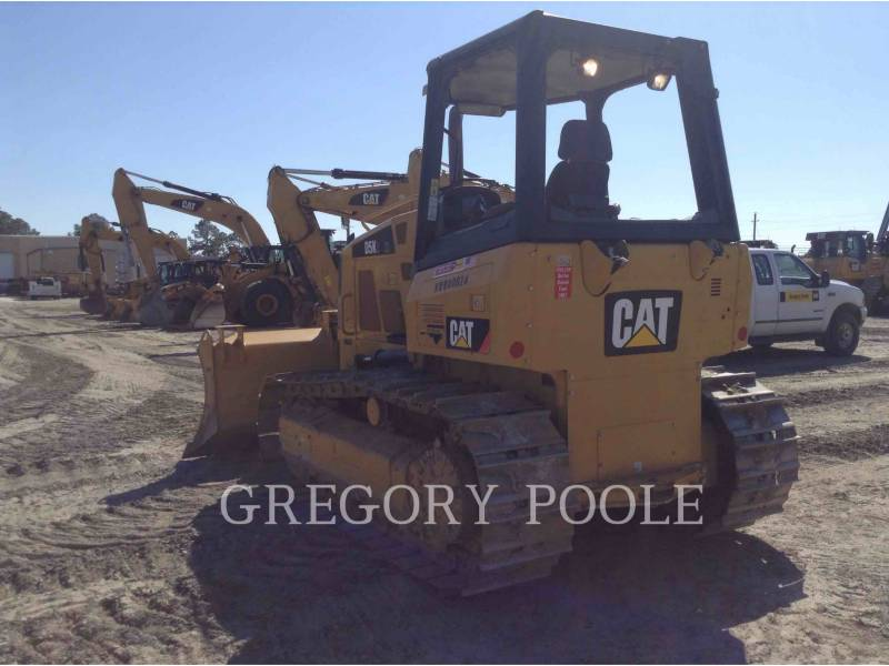 CATERPILLAR TRACTORES DE CADENAS D5K2 XL equipment  photo 4