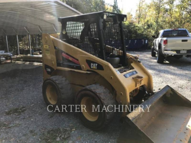 CATERPILLAR MINICARGADORAS 236B3 CY equipment  photo 1