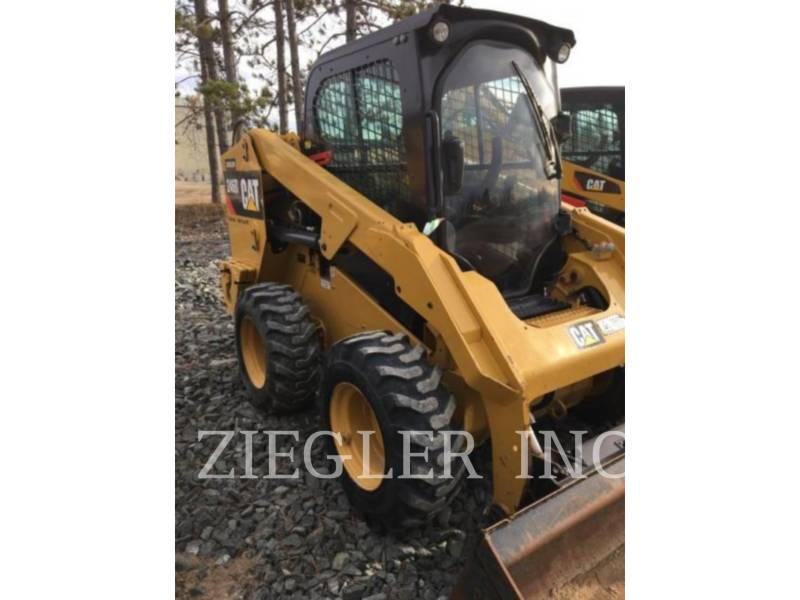 CATERPILLAR KOMPAKTLADER 246D equipment  photo 3