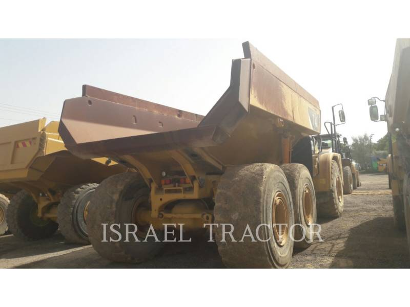 CAT TRADE-IN ARTICULATED TRUCKS CAT | 740 equipment  photo 3