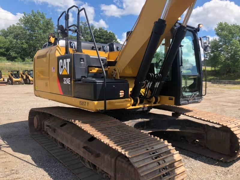 CATERPILLAR TRACK EXCAVATORS 324 E L equipment  photo 14