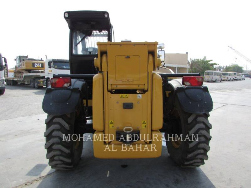 CATERPILLAR TELEHANDLER TH417CGCLRC equipment  photo 4