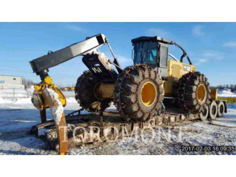 CATERPILLAR ATTIVITÀ FORESTALI - SKIDDER 545DLRC equipment  photo 1