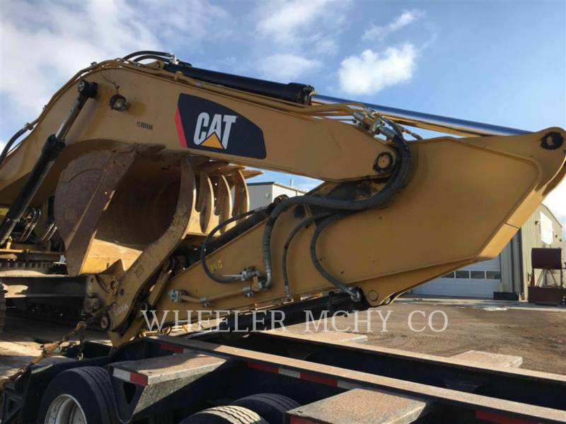 CATERPILLAR TRACK EXCAVATORS 329E L THM equipment  photo 4