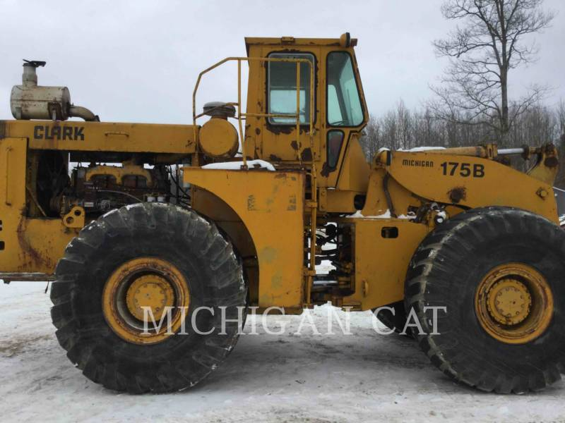 MICHIGAN CHARGEURS SUR PNEUS/CHARGEURS INDUSTRIELS 175B-C equipment  photo 5