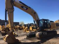 CATERPILLAR TRACK EXCAVATORS 336EL TC equipment  photo 1