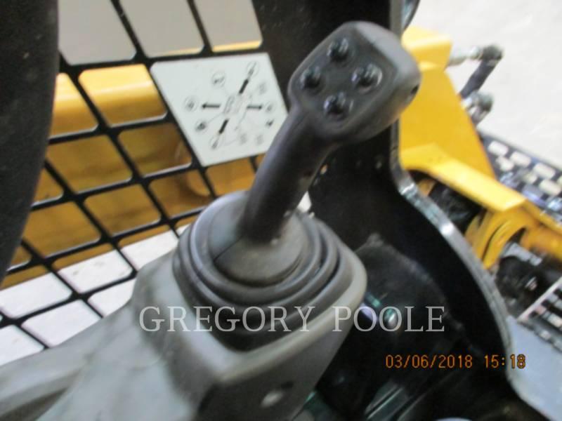 CATERPILLAR CARGADORES MULTITERRENO 257D equipment  photo 14