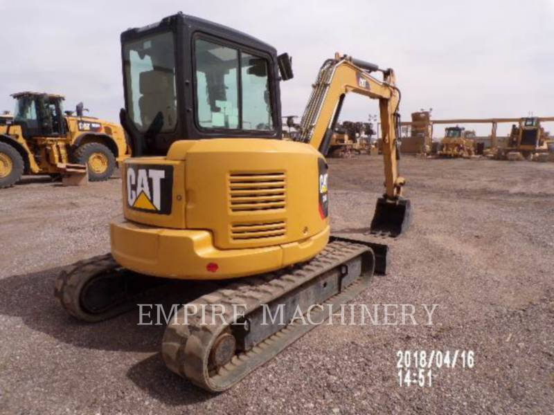 CATERPILLAR KETTEN-HYDRAULIKBAGGER 305E2 CA equipment  photo 9