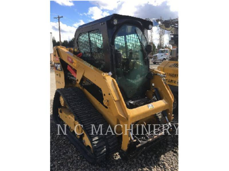 CATERPILLAR DELTALADER 239D equipment  photo 5