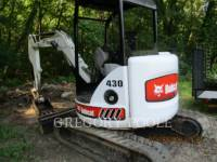 BOBCAT TRACK EXCAVATORS 430 BOB equipment  photo 4
