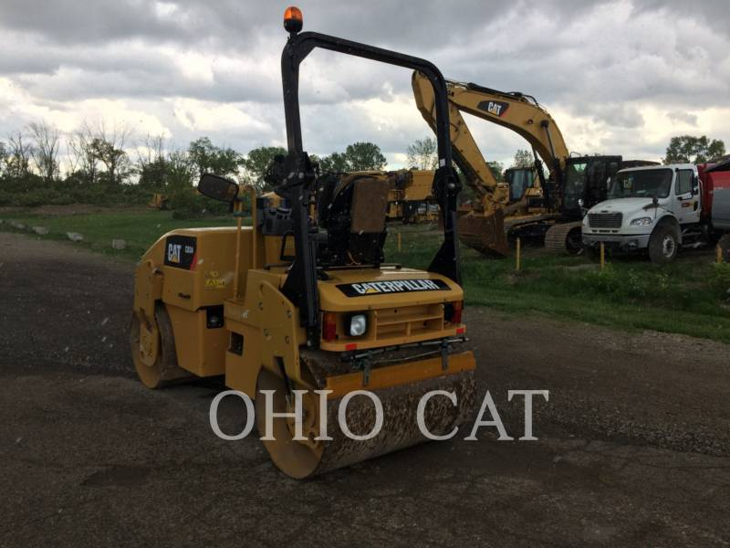 CATERPILLAR COMBINATION ROLLERS CB34 equipment  photo 5