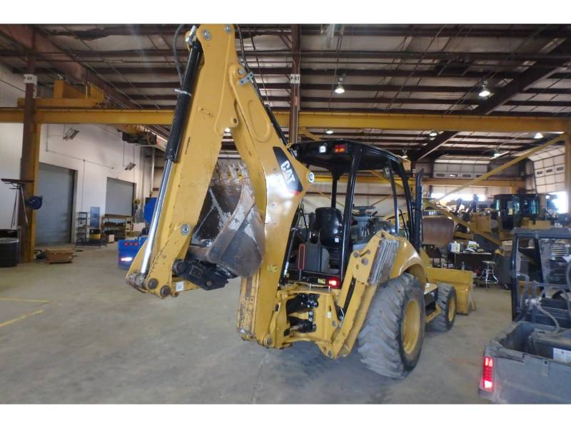 CATERPILLAR CHARGEUSES-PELLETEUSES 416FST equipment  photo 3