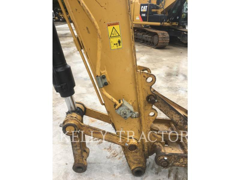 CATERPILLAR KETTEN-HYDRAULIKBAGGER 312EL equipment  photo 14