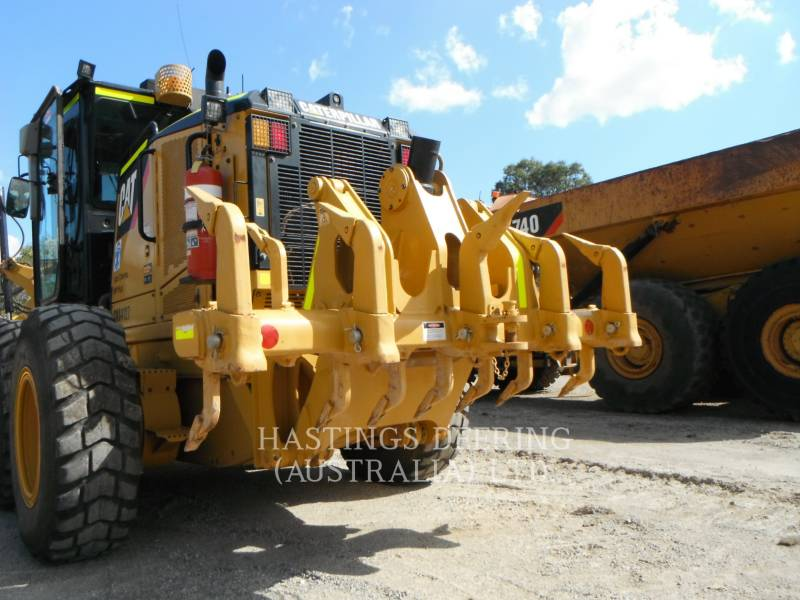 Caterpillar AUTOGREDERE 140M equipment  photo 7