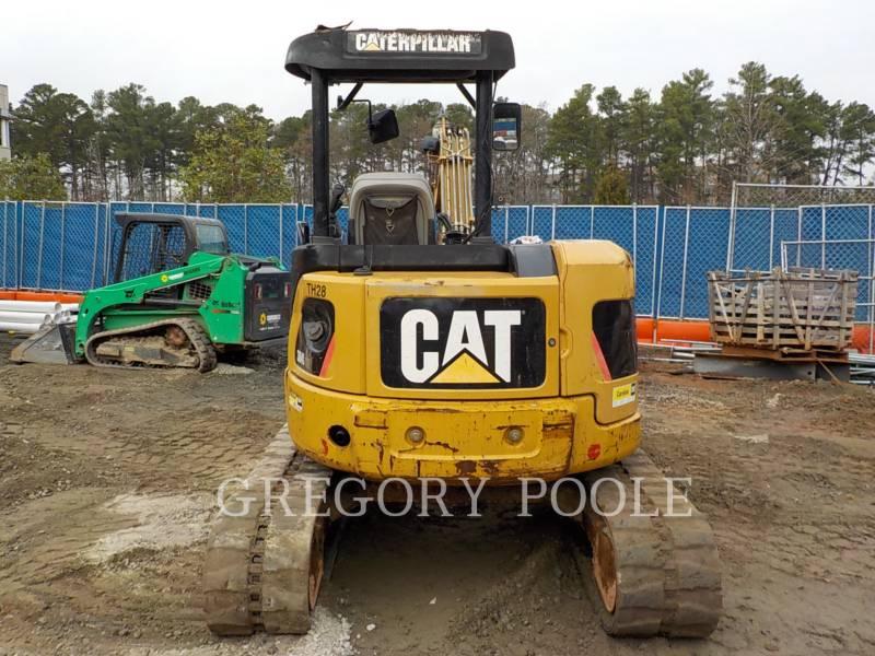 CATERPILLAR TRACK EXCAVATORS 304C CR equipment  photo 13