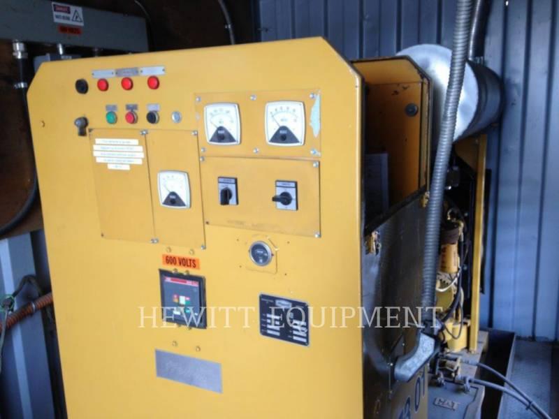 CATERPILLAR STATIONARY GENERATOR SETS 3304, 90KW 600V equipment  photo 2