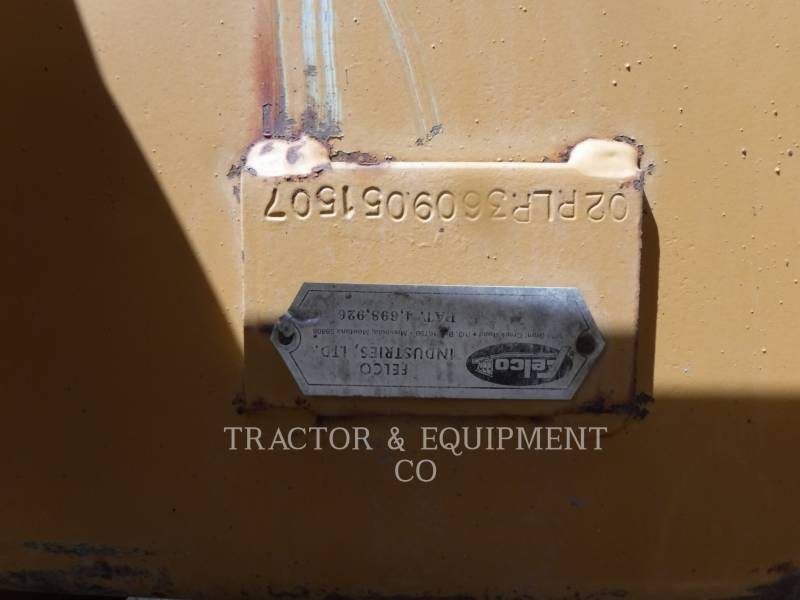 CATERPILLAR HERRAMIENTA: CUCHARÓN 325BKTRLR equipment  photo 3