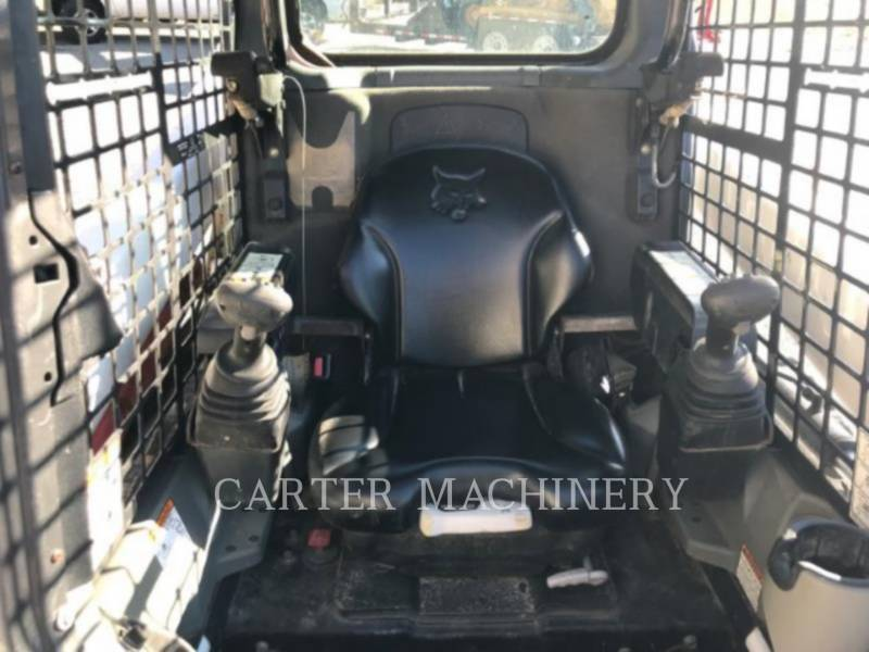 BOBCAT CHARGEURS COMPACTS RIGIDES BOB T550 equipment  photo 10