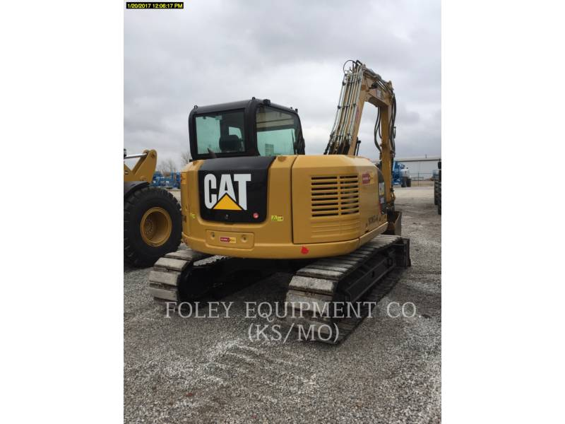 CATERPILLAR PELLES SUR CHAINES 308E2CRSBL equipment  photo 3
