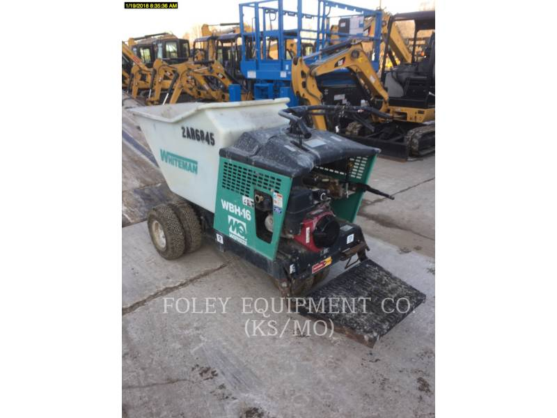 MULTIQUIP CONCRETE EQUIPMENT WBH-16 equipment  photo 3