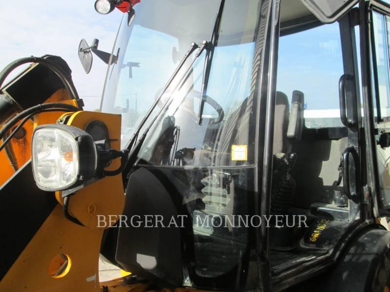 JCB RADLADER/INDUSTRIE-RADLADER 407BT4 equipment  photo 8