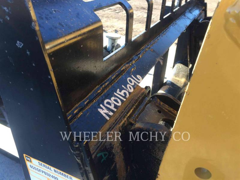 CATERPILLAR PALE COMPATTE SKID STEER 236D C3-H2 equipment  photo 6