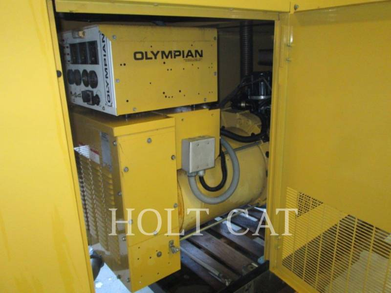GENERAC STATIONARY - NATURAL GAS (OBS) CG045 equipment  photo 6