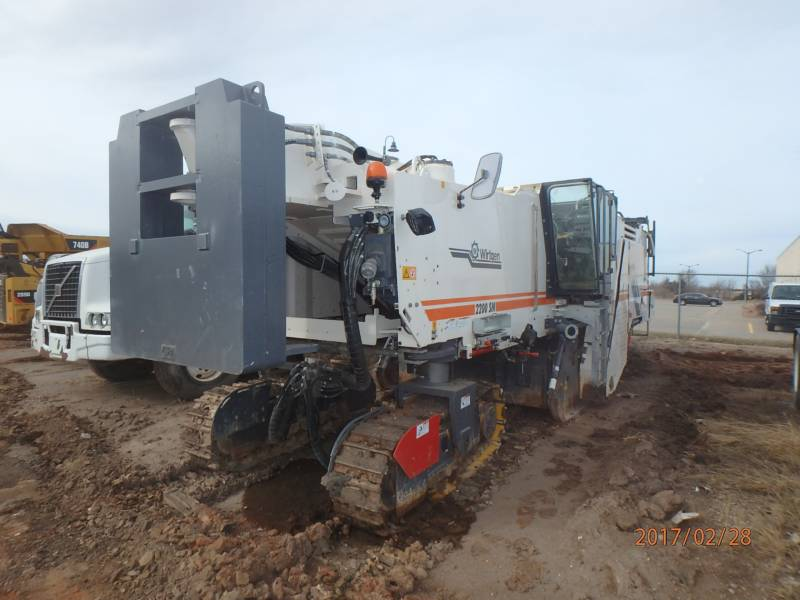 WIRTGEN - WIRTGEN AMERICA KOMBAJNY CHODNIKOWE 2200SM equipment  photo 1