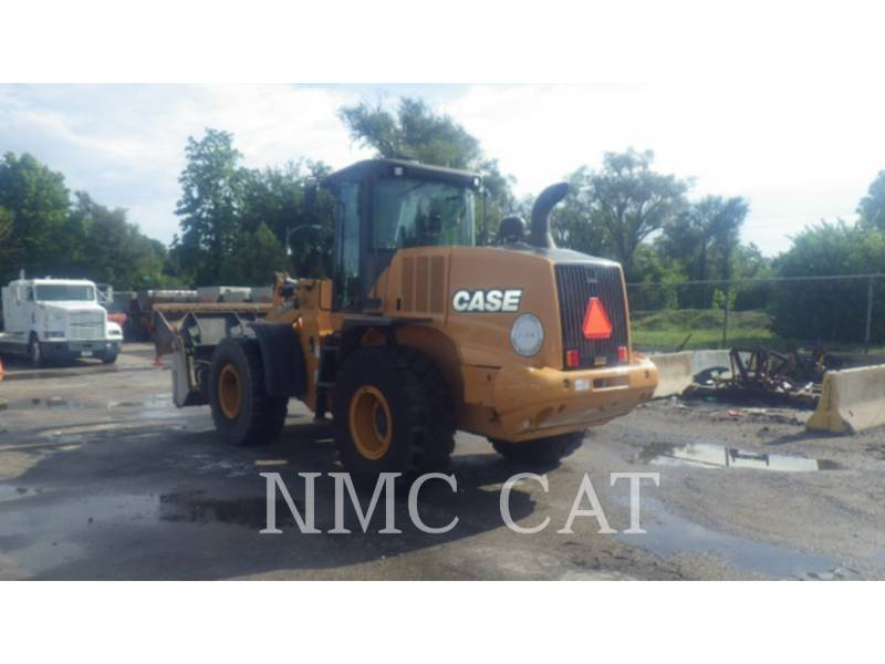 CASE WHEEL LOADERS/INTEGRATED TOOLCARRIERS 721F_CA equipment  photo 2