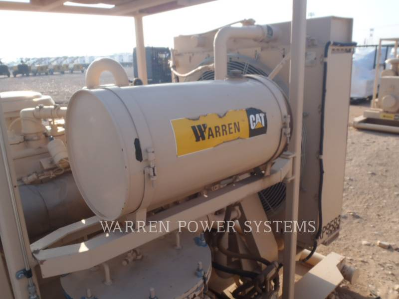CATERPILLAR STATIONARY GENERATOR SETS WC175G equipment  photo 4