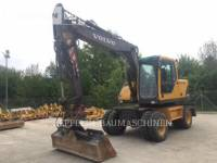 Equipment photo VOLVO CONSTRUCTION EQUIPMENT EW140B ESCAVADEIRAS DE RODAS 1