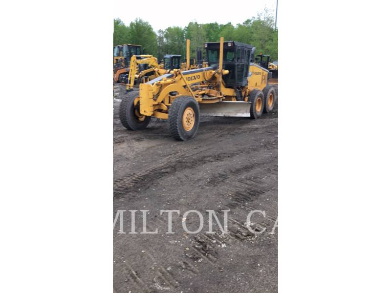VOLVO CONSTRUCTION EQUIPMENT MOTORGRADER G726B equipment  photo 1