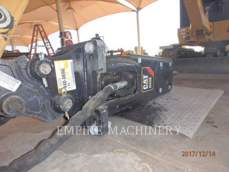 CATERPILLAR  HAMMER H45E 301 equipment  photo 2